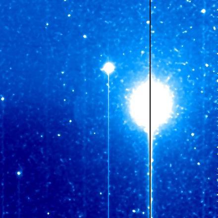 Mercure, Vénus, le 26 janvier 2009