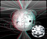 3D Sun ANAGLYPH - SUN3D